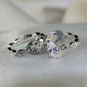 Jewelry - 925 Silver Marquise cut ring... COMING SOON!